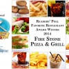 Best Restaurant 2014: Fire Stone Pizza & Grill