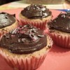 Cooking With Catherine: Almond Butter Cupcakes w/ Mocha Buttercream Frosting