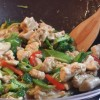 Cooking with Cat: Chicken Stir-Fry