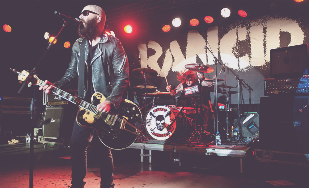 Rancid- Hellcat Records