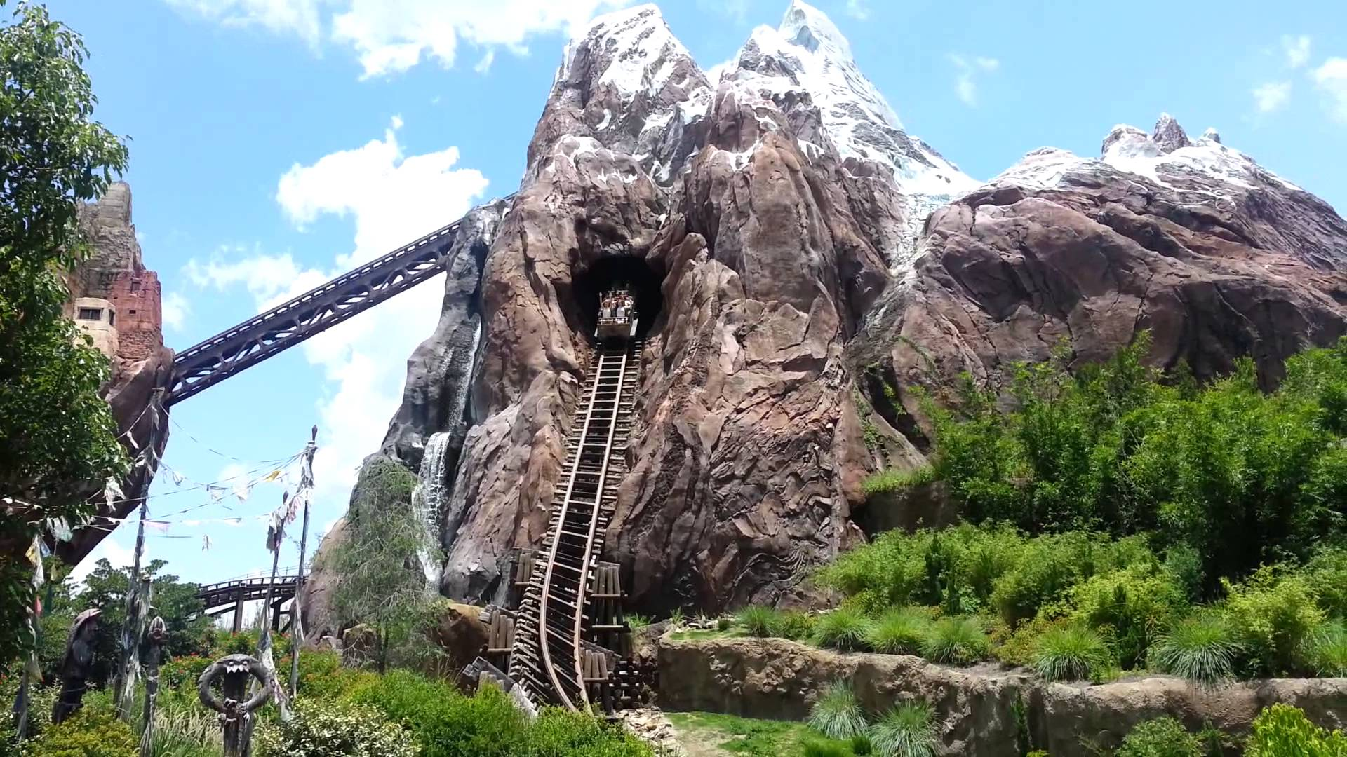 expedition everest height