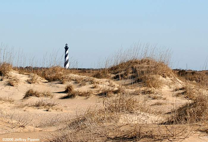Outer Banks - Cape Hatteras Lighthouse