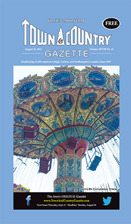 Town and Country Gazette cover