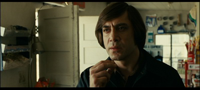 Anton - No Country for Old Men
