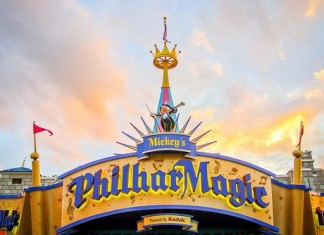 Mickey Mouse's Mickey's PhilharMagic