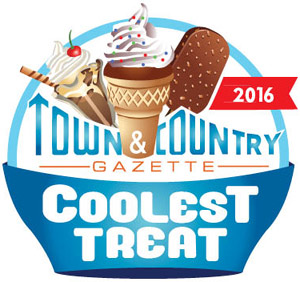 Vote! 2016 Town & Country Gazette Coolest Treat